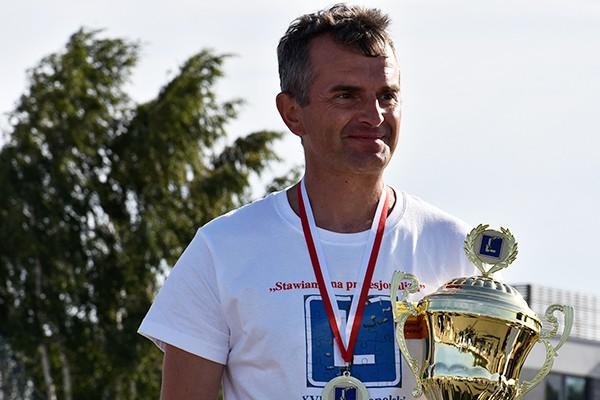 Zbigniew Hyży INSTRUKTOREM ROKU 2016