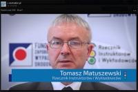 Tomasz Matuszewski mówi: nadzór nad osk nazwać można iluzorycznym…
