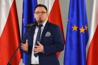 Przemysław Marcinkowski, członek zarządu Fundacji Widzialni, specjalista ds. dostępności