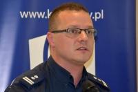 Mariusz Ciarka, rzecznik prasowy Komendy Głównej Policji