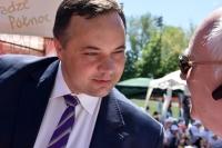 Karol Bielski, dyrektor Wojewódzkiej Stacji Pogotowania Ratunkowego w Warszawie
