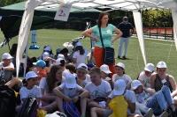 Do Konkursu stawiły się trzyosobowe grupy zawodników oraz całe klasy z opiekunami