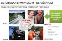 Edukacja, kampanie społeczne i CSR - zintegrowane działania prewencyjne dla BRD Warszawa, 9.5.2017