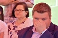 Mariusz Sztal, egzaminator, kierownik Wydziału Szkoleń i BRD WORD Warszawa