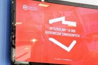 PAP. Prezentacja założeń do Narodowego Programu Szkolenia Kierowców (fot. J. Michasiewicz)