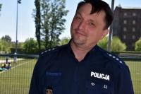 Robert Bojarski, sekcja Profilaktyki Społecznej Wydziału Ruchu Drogowego Komendy Stołecznej Policji