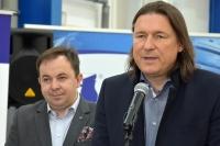 Prof. Marcin Ślęzak, dyrektor ITS oraz Robert Kwiatkowski, prezes PFRON