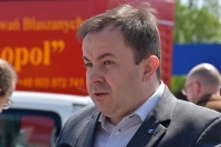 Prof. nzw. dr hab. inż. Marcin Ślęzak, dyrektor Instytutu Transportu Samochodowego