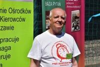Jan Szumiał, instruktor nauki jazdy, właściciel Praskiej Autoszkoły w Warszawie