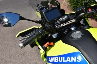 Fot. Jolanta Michasiewicz. Dlaczego tak mało ratowników medycznych na motocyklach?