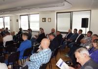 Salę obrad Kongresu Instruktorów i Wykładowców Nauki Jazdy zapełniło ponad 250 jego uczestników