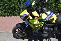 Motocykle ratunkowe od wielu lat są znane w wielu krajach Unii Europejskiej