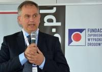Bogdan Oleksiak, dyrektor Departamentu Transportu Drogowego MIB