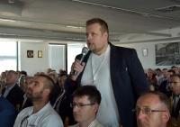 Filip Grega, prezes Fundacji S.O.S. Odpowiedzialne Szkoły Jazdy, instruktor nauki jazdy