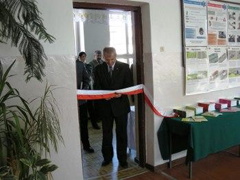 otwarcie 15 gminnego centrum bezpieczeństwa ruchu drogowego