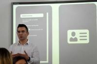 """Łukasz Wilk, współtwórca aplikacji na urządzenia mobilne """"echo-drive"""""""