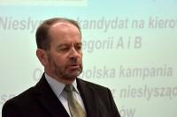 Marek Dworak, dyrektor MORD Kraków
