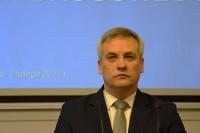 Jerzy Szmit, podsekretarz stanu w MIiB (Warszawa, 2.2.2017)