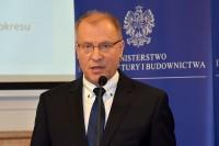 Krzysztof Kondraciuk Generalny Dyrektor Dróg Krajowych i Autostrad