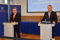 """Konferencja prasowa """"Nowe standardy budownictwa drogowego"""", Warszawa, 2.2.2017"""