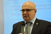 Maciej Wroński, prezes TRANSPORT I LOGISTYKA POLSKA
