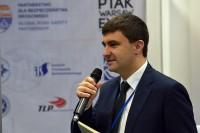 Bartłomiej Morzycki, prezes Partnerstwa dla Bezpieczeństwa Drogowego (Nadarzyn 22.3.2017)