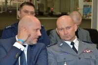 mł insp. Piotr Jakubczak, zastępca naczelnika Wydziału Ruchu Drogowego Komendy Stołecznej Policji