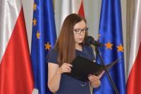 Moderator Monika Szczygielska