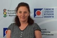 Szulecka Jolanta, instruktor nauki jazdy, pedagog. OSK MUSTANG, Warszawa