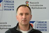 Pawlak Wiesław, instruktor nauki i techniki jazdy, egzaminator, pedagog. OSK WAŁOWA Siedlce