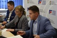 Andrzej Świsulski, Beata Lewandowska, Krzysztof Klejna.