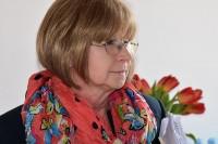 Bożenna Chlabicz, prezes Fundacji Zapobieganie Wypadkom Drogowym, organizator dyskusji