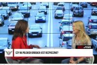 Gościem programu Anny Wojdy #RZECZoPRAWIE była Klaudia Podkalicka, kierowca rajdowy
