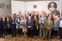 26 maja 2017 r. Klub Bankowca, odznaczeni Medalem Mikołaja Kopernika ZBP (fot. CPBiB)