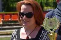 Monika Wojciechowska, zdobywczyni Pucharu SUPER OPIEKUN