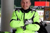 Piotr Leńczowski, prezes PSITJ, instruktor techniki jazdy