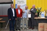 Witold Wiśniewski, Jan Szumiał, Tadeusz Szewczyk oraz Janusz Ujma