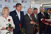 """Odznaczeni Odznaką Honorową """"ZA ZASŁUGI DLA TRANSPORTU RP"""""""