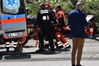 W ambulansie zostanie udzielona pierwsza pomoc