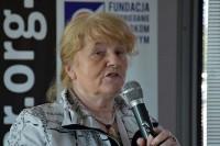 Prof. dr hab. n. med. Alicja Bortkiewicz, Instytut Medycyny Pracy w Łodzi