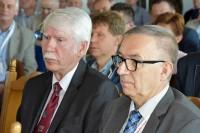 Mirosław Szadkowski, b. dyrektor WORD w Radomiu oraz Rafał Gajewski, dyrektor WORD w Zielonej Górze