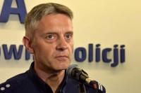 Mł. insp. Armand Konieczny, naczelnik Wydziału Nadzoru i Profilaktyki BRD KGP