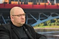 Prof. dr hab. n. o zdr. Robert Gałązkowski, dyrektor Lotniczego Pogotowia Ratunkowego