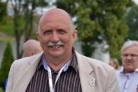"""Gospodarz, Krzysztof Kołodziejczak, prezes Stowarzyszenia Właścicieli OSKKnK """"AUTOS"""" Łódź"""