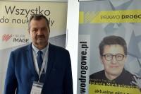 Płk. Krzysztof Olkowicz, z-ca RPO -podczas wywiadu udzielonego red.nacz. Tyg. PRAWO DROGOWE@NEWS