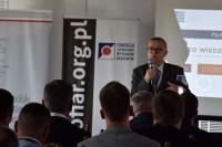 Dyrektor Rafał Gajewski mówił o szkoleniu i egzaminowaniu na kat. AM