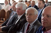 Goście Kongresu, prezesi Stowarzyszeń: Roman Stencel, Krzysztof Szymański