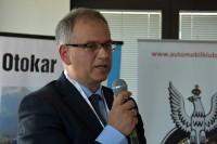 Bogdan Olesiak mówił o projektowanych zmianach w ustawach o ruchu drogowym i o kierujących pojazdami
