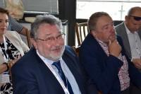 (od lewej) Prof. Andrzej Markowski