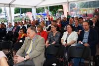 Uczestnicy inauguracji 9. edycji kampanii (Warszawa, 22.6.2017)